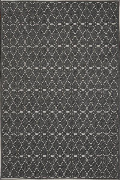 Teppich Raffi Facet graphite