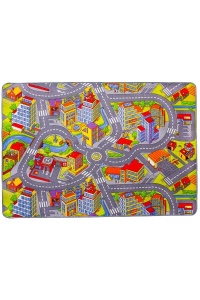 Teppich Andiamo Puebla multicolor