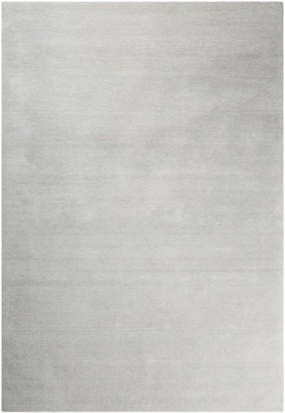 Hochflor Shaggy Teppich Esprit #loft ESP-4223-16 hellgrau