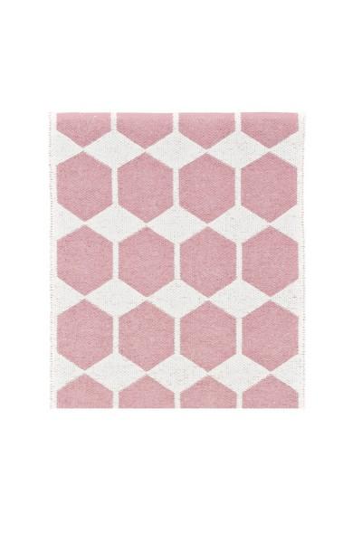Indoor / Outdoor Teppich Brita Sweden Anna pink pastel / rosa (Klein)