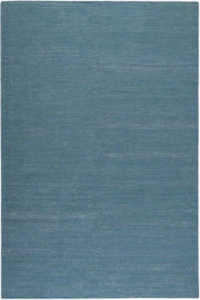 Teppich Esprit Rainbow Kelim ESP-7708-04 petrol blau