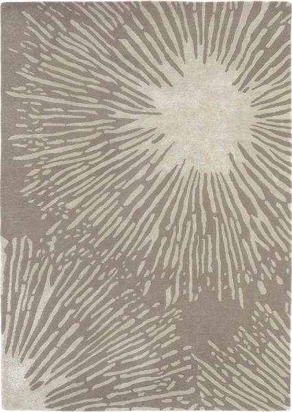 Kurzflor Designer Teppich Harlequin Shore 40601 Stone taupe