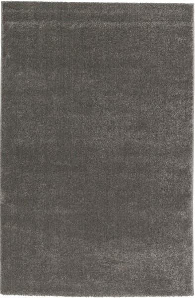 Hochflor Shaggy Teppich Astra Ravello 6877 170 040 grau