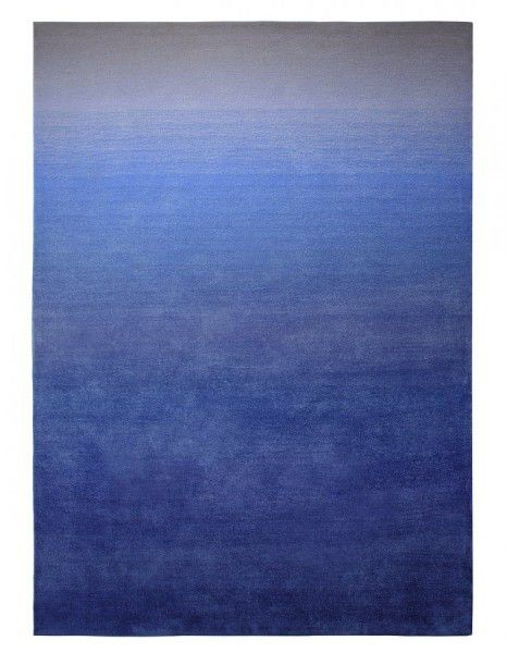 Teppich Esprit Summer Fun ESP-3301-05 silber blau 90 x 160 cm