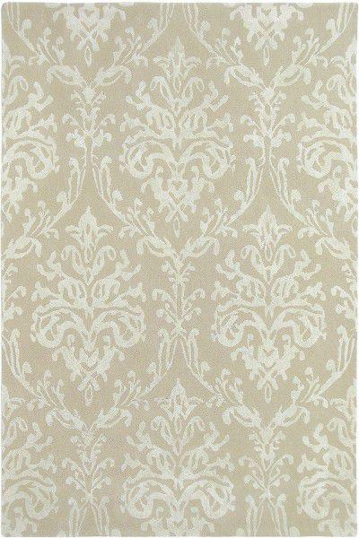 Teppich Sanderson Riverside Damask Parchment 46709 creme