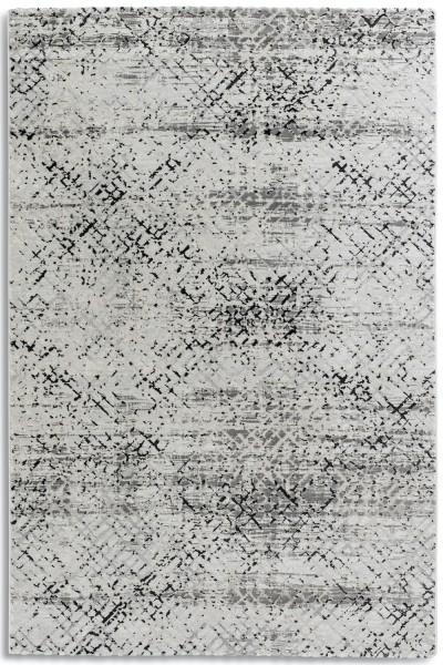 Kurzflor Designer Teppich Astra Noa 6626 202 044 schwarz beige