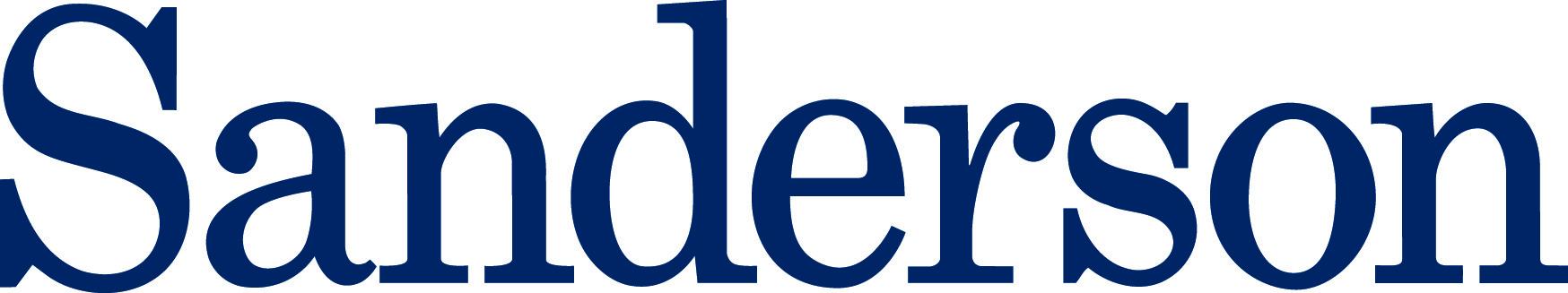 Sanderson-Logo-word-blue