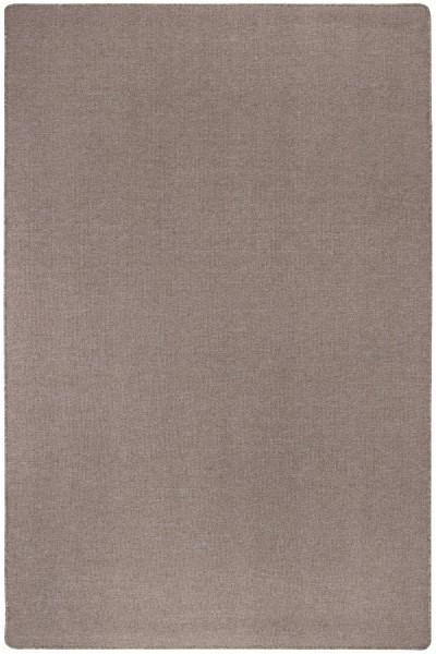Kurzflor Designer Teppich Luxor Living Luton dunkelbeige