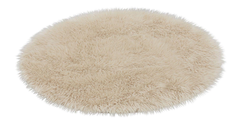 teppich astra mia rund 170 006 beige raum quadrat. Black Bedroom Furniture Sets. Home Design Ideas