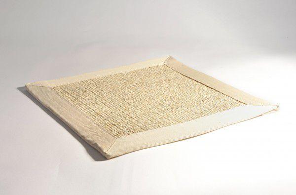 Sisal Teppich Astra Belmonte camel / beige 60