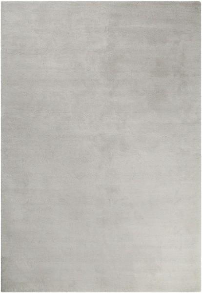 Hochflor Shaggy Teppich Esprit #loft ESP-4223-17 concrete / grau