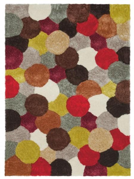 Teppich Arte Espina Dance Shaggy 8103-41 multicolor 200 x 300 cm