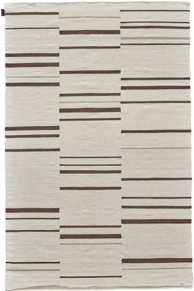 Kurzflor Designer Teppich Angelo Hazara 3030-630 creme braun