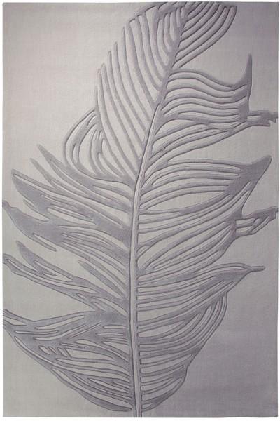 Teppich Esprit Feather ESP-3110-01 silber 200 x 300 cm