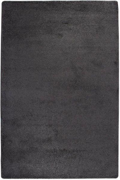Kurzflor Designer Teppich Luxor Living Birmingham grau