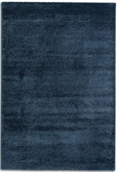 Hochflor Shaggy Teppich Schöner Wohnen Joy 6675 190 025 navy blau