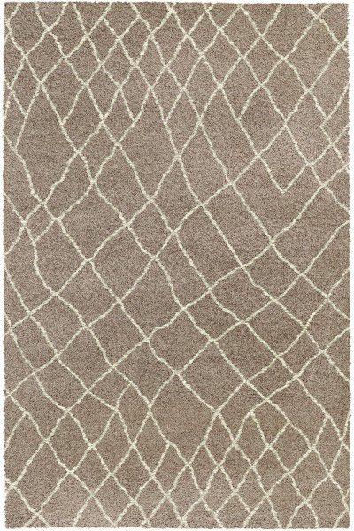 Teppich Ragolle Mehari 23055 7828 taupe