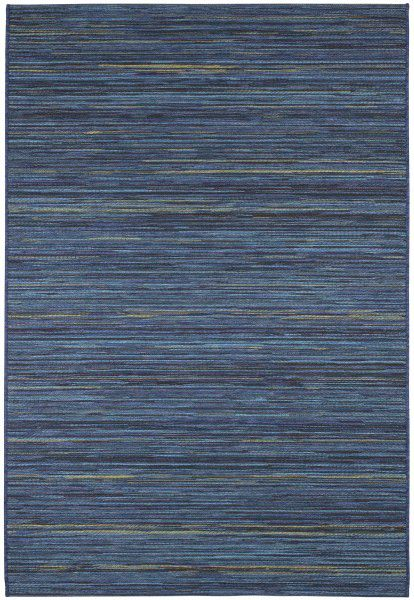 Indoor / Outdoor Teppich Ragolle Brighton 0122 5000-99 blau