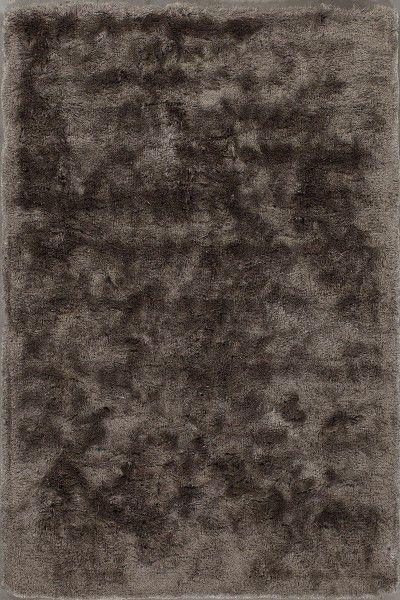 Hochflor Shaggy Teppich Angelo Bergamo 5512-55 grau 140 x 200 cm
