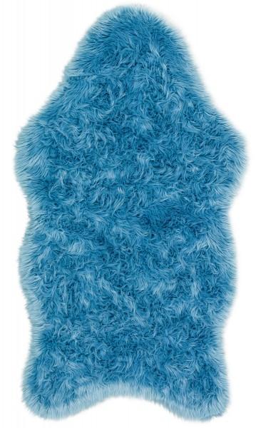 Fell Teppich Astra Mia Shape 170 020 blau