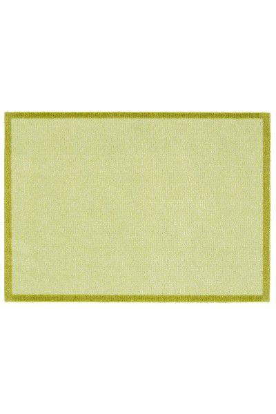 Wohn- / Küchenmatte Astra Cardea Des.11 Olio Uni grün