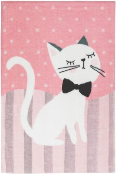 Kinder Teppich Obsession Lollipop Kitten 180 rosa