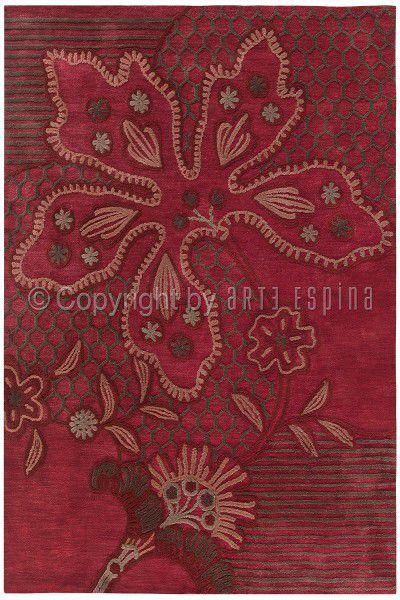 Teppich Arte Espina Mood 4306-43 rot 170 x 240 cm