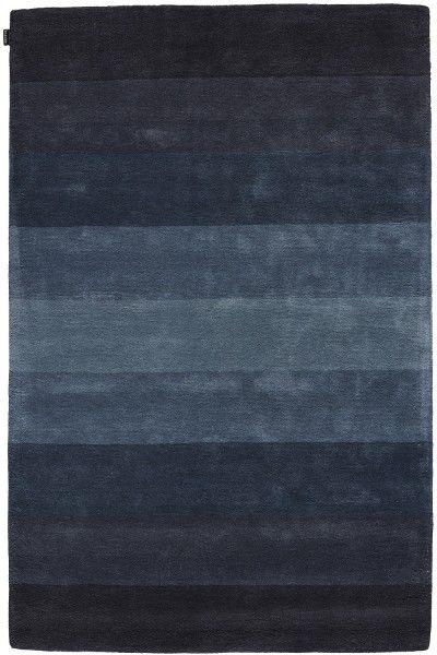 Kurzflor Designer Teppich Angelo Caesar 503-DE221 blau