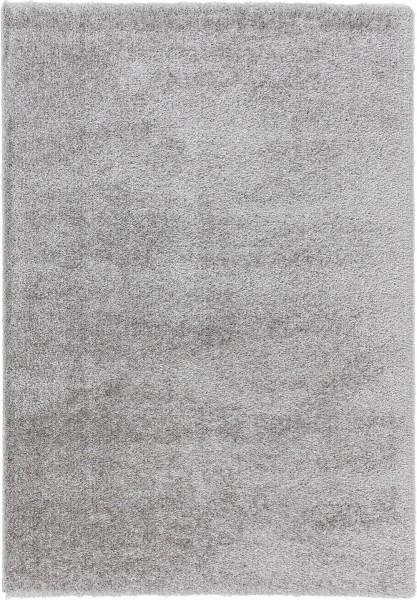 Hochflor Shaggy Teppich Astra Matera 180 005 grau