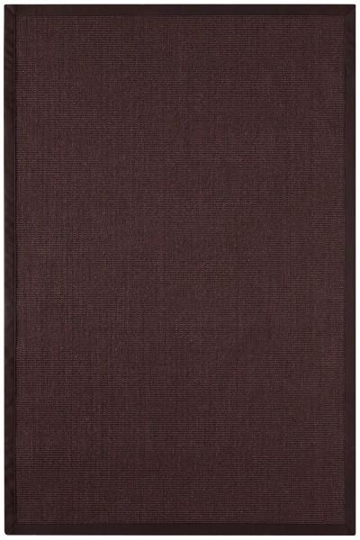 Sisal Teppich Astra Manaus schwarz 44