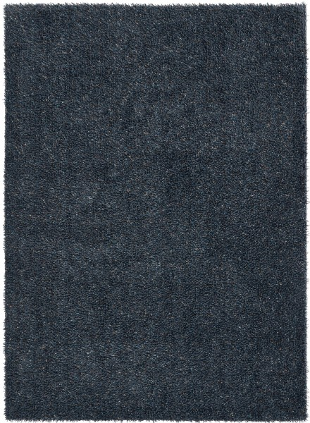 Hochflor Shaggy Teppich Brink & Campman Quartz 067108 blau