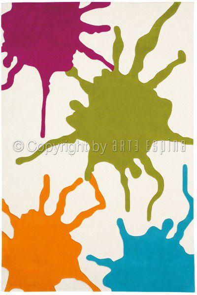 Teppich Arte Espina Joy 4079-11 multicolor 70 x 140 cm