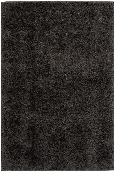 Hochflor Shaggy Teppich Obsession Emilia 250 graphite / grau