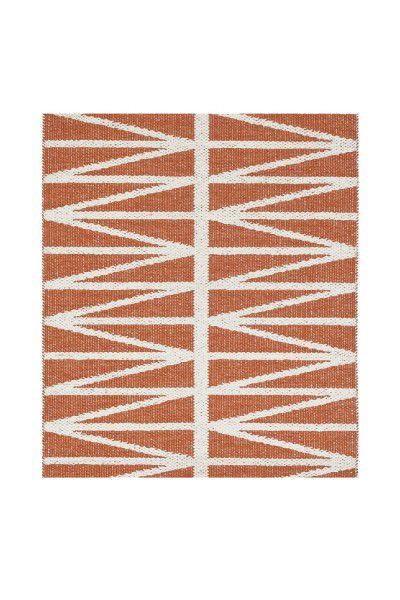 Indoor / Outdoor Teppich Brita Sweden Helmi terracotta (Klein)