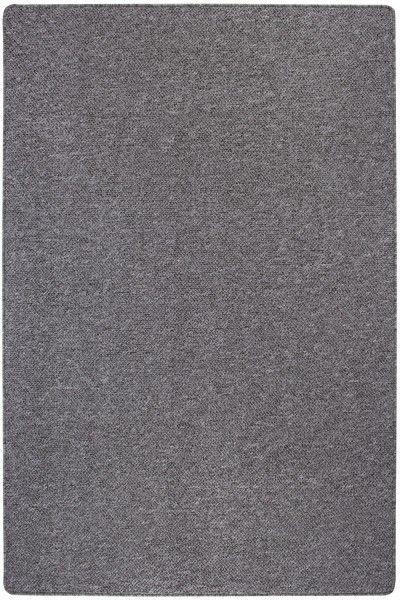 Kurzflor Designer Teppich Luxor Living Darlington grau