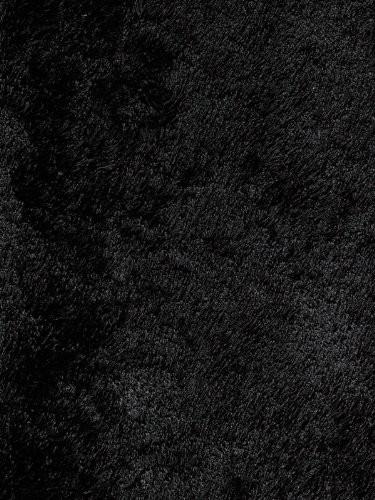 Hochflor Shaggy Teppich Angelo Milano 5506-501 schwarz