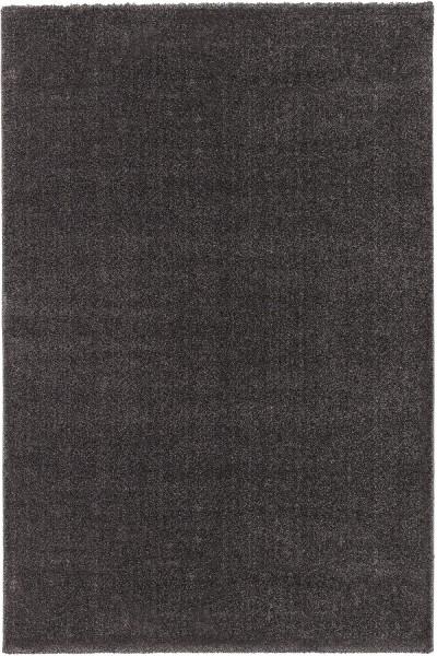 Hochflor Shaggy Teppich Astra Savona 180 040 anthrazit