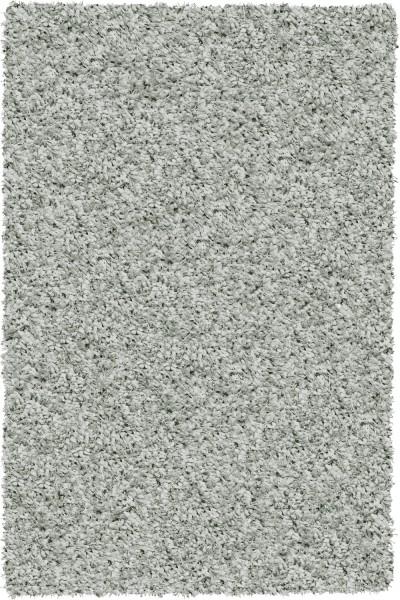 Hochflor Shaggy Teppich Twilight 6688 silber grau