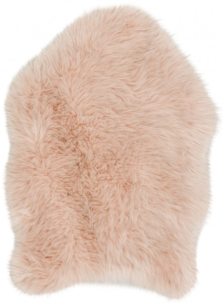 Fell Teppich Astra Mia Lurex Shape 181 015 pink