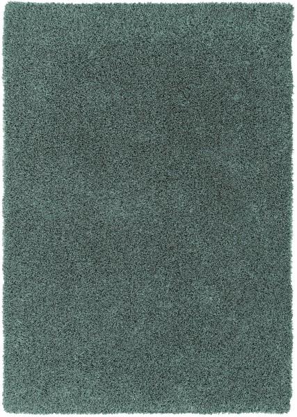 Hochflor Shaggy Teppich Schöner Wohnen New Feeling 6161 150 037 mint grün