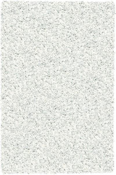 Hochflor Shaggy Teppich Twilight 6600 kristall weiss