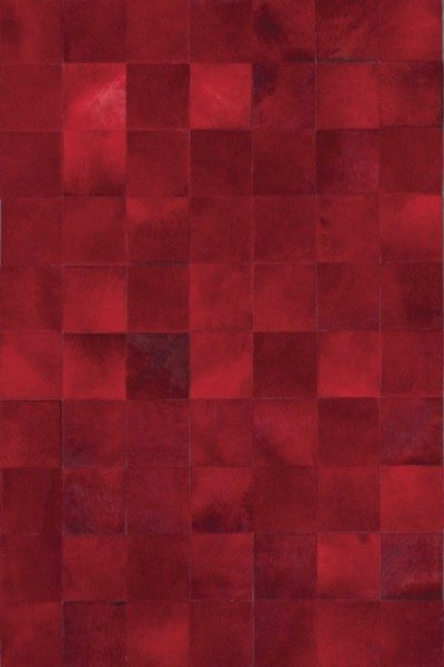 Fell Teppich Angelo Starless 3118-10 rot