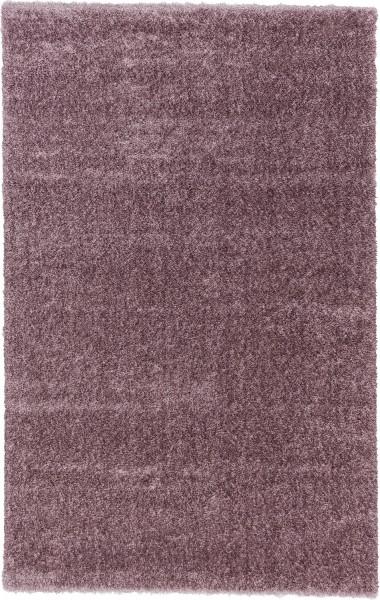 Hochflor Shaggy Teppich Astra Matera 6907 180 018 mauve / lila