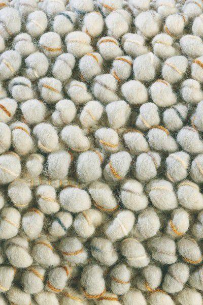 Kurzflor Designer Teppich Brink & Campman Cobble 29201 beige