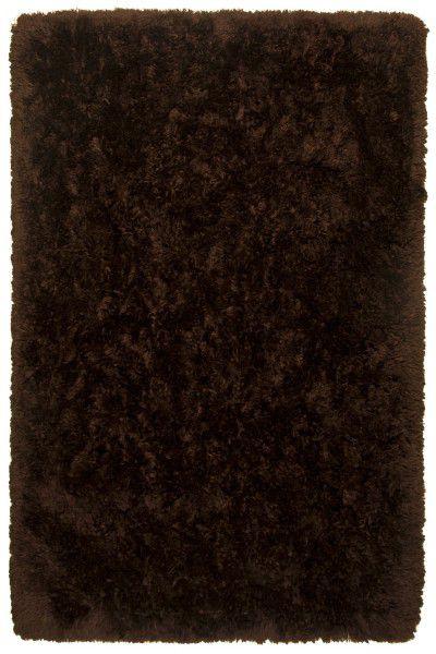 Teppich Tom Tailor Flocatic 508 dunkelbraun