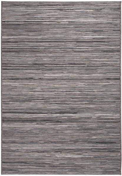 Indoor / Outdoor Teppich Ragolle Brighton 0122 3000-99 silber grau