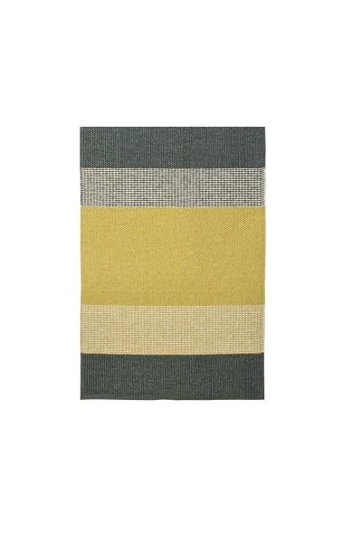 Indoor / Outdoor Teppich Brita Sweden Seasons sunny / gelb grau (Klein)