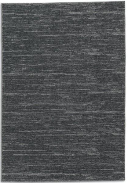 Kurzflor Designer Teppich Schöner Wohnen Balance 6685 200 041 dunkelgrau