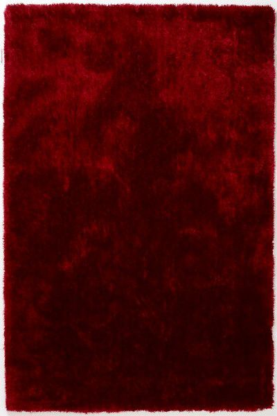 Teppich colourcourage 11 burdeos / rot 140 x 200 cm