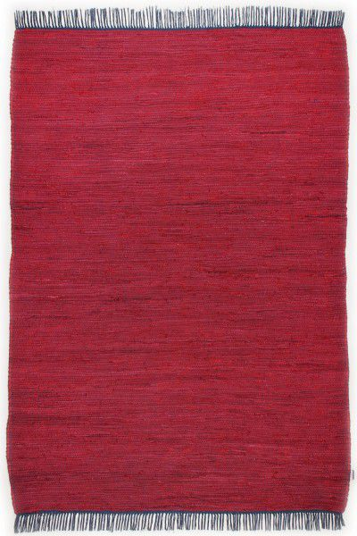 Teppich Tom Tailor Cotton Colors 200 rot
